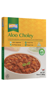 Ashoka-Aloo-Choley