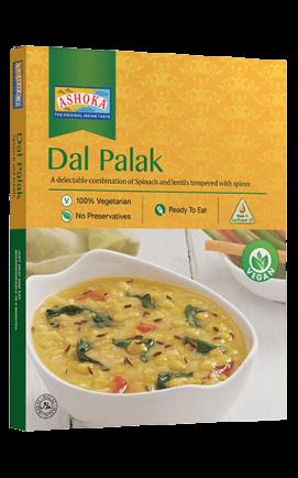 Ashoka-Dal-Palak