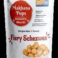 Ashoka Fiery Schezwan Pops 60g
