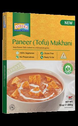 Ashoka-Paneer-(Tofu)-Makhani