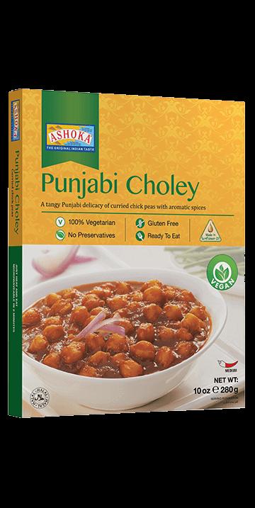 Ashoka-Punjabi-Choley