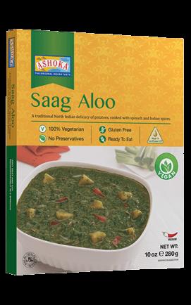 Ashoka-Saag-Aloo