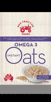 Instant OATS Omega 3