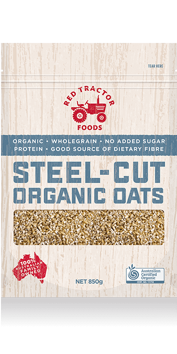 Steel Cut organic OATS